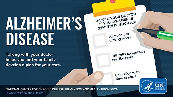 Alzheimer's Symptoms